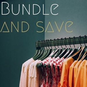 Other - 10% off bundles of 3+ items!